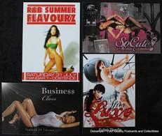[LOT] Pin-Up Glamour Clubbing Dance R&B Sexy Women Girl Charme - Pin-Ups