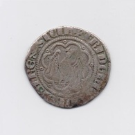 SOUTHERN SICILY 1300 - 1400 A.D. LARGER  SILVER COIN - Other Ancient Coins