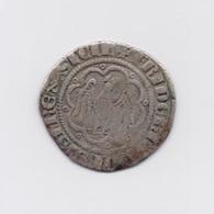 SOUTHERN SICILY 1300 - 1400 A.D. LARGER  SILVER COIN - Autres Pièces Antiques