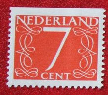 7 Ct Combinatie Booklet Stamp NVPH 467 467G (Mi 614 Do) 1946 1964 POSTFRIS / MNH ** NEDERLAND / NIEDERLANDE - Booklets