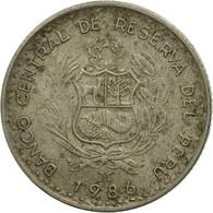Monnaie, Pérou, Inti, 1986, Lima, TB, Copper-nickel, KM:296 - Pérou