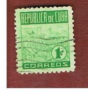 CUBA -SG  511  -  1948  HAVANA TOBACCO INDUSTRY     - USED - Cuba