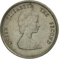 Monnaie, Etats Des Caraibes Orientales, Elizabeth II, 10 Cents, 1986, TTB - British Caribbean Territories