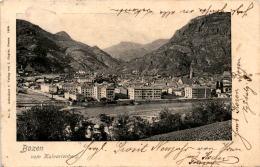Bozen Vom Kalvarienberg (5) * 29. 12. 1899 - Bolzano (Bozen)