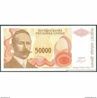 TWN - BOSNIA-HERZEGOVINA 153a - 50000 50.000 Dinara 1993 Prefix A UNC - Bosnia Erzegovina