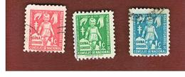 CUBA -SG  795.797   -  1956   ANTI-T.B. :   CHILD     - USED - Usati
