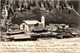 Gasthof Brennerpost (3859) * 5. 7. 1905 - Italie