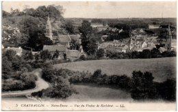 29 CHATEAULIN - Notre-Dame - Vue Du Viaduc De Kerlobret - Châteaulin