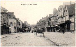 14 ORBEC - Rue Grande - Orbec