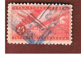 CUBA -   SG  703   -  1954  SUGAR INDUSTRY: PLANE &  EVAPORATORS     - USED - Usati