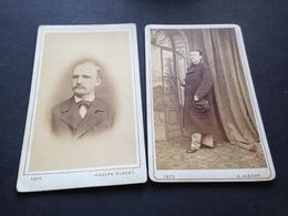 BODENBACH - ADOLPH ALBERT - 1873 - 1877 - Identifizierten Personen