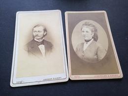 BODENBACH - JUNGMANN & ALBERT - 1873 - Identifizierten Personen
