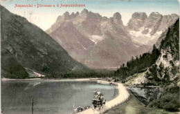 Ampezzotal - Dürrensee U. D. Ampezzostrasse (20704) * Karte Von 1902 * 15. 7. 1907 - Unclassified