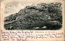 Plätzwiesen Und Dürrenstein (2778) * 12. 9. 1902 - Non Classés