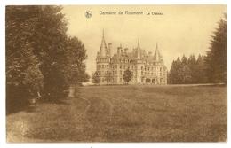 S7046 -Domaine De Roumont - Le Château - Libin