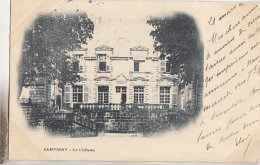 SAMPIGNY                  LE CHATEAU             PRECURSEUR - France