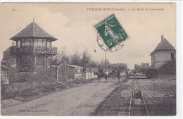 Calvados - Ver-sur-Mer - La Route De Courseulles - Andere Gemeenten