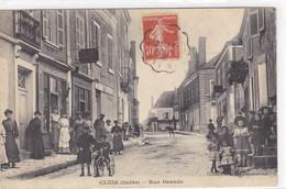 Indre - Cluis - Rue Grande - France