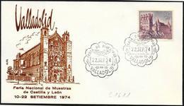 Spagna/Spain/Espagne: National Trade Fair Of Castilla Y León - Esposizioni Universali