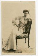 ARTISTE 844 SUZ LE BARGY Chaise Jolie Robe Art Nouveau Bijoux SIP 59 Em Série No 7  - Cliché REUTLINGER  Paris - Entertainers