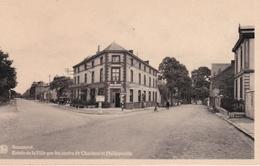 BEAUMONT  -  Entrée De La Ville - Beaumont