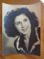GRANDE PHOTO DEDICACE A IDENTIFIER - 1949 - Autographes