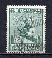 ITALIA 1937 CANCELLED - Gebraucht