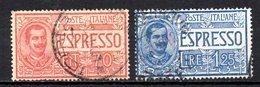 ITALIA 1925 CANCELLED - 1900-44 Vittorio Emanuele III
