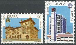 SPANIEN 1990 Mi-Nr. 2937/38 ** MNH - CEPT - 1990