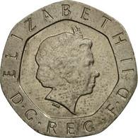 Monnaie, Grande-Bretagne, Elizabeth II, 20 Pence, 2003, TB+, Copper-nickel - 1971-… : Monnaies Décimales