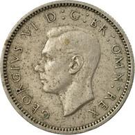 Monnaie, Grande-Bretagne, George VI, 6 Pence, 1948, B+, Copper-nickel, KM:862 - 1902-1971 : Monnaies Post-Victoriennes