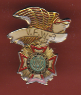 53864-pins.VFW3.medaille.militaire.armée.. - Army