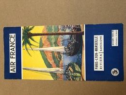 Brochures De Voyages Anciennes - Dépliants Touristiques