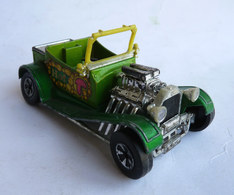Matchbox SpeedKings K-50 HOT ROD STREET ROD Car 1974 - Matchbox