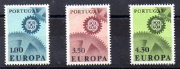 Serie De Portugal Nº Yvert 1007/09 ** - Nuevos