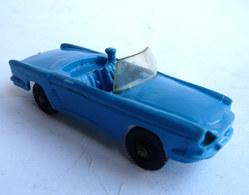 VOITURE - AUTOMOBILE TOMTE LAERDAL PLASTIQUE MOU 403 DECAPOTABLE BLEUE - Other