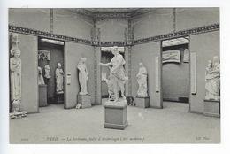 CPA 75 Paris 04 Université La Sorbonne Salle D'Archéologie 2210 - Education, Schools And Universities