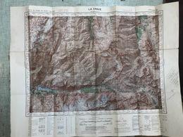 Guides De Promenades, Haute-Tarentaise Et La Grave - Dépliants Touristiques