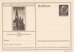 Deutsches Reich Postkarte P236 1934 - Allemagne