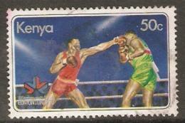 Kenya  1978  SG  127   Commonwealth Games    Fine Used - Kenya (1963-...)