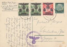 Deutsches Reich Osten General Gouvernement Postkarte P1 1940 - Deutschland
