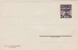 Deutsches Reich General Gouvernement Umschlag U1 1940 - Deutschland