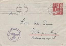 Deutsches Reich General Gouvernement Umschlag U2/02 1941 - Deutschland