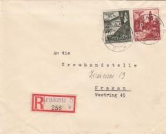 Deutsches Reich General Gouvernement R Brief 1941 - Deutschland