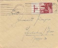 Deutsches Reich General Gouvernement Brief 1941 Mit Adler - Deutschland