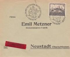Deutsches Reich General Gouvernement Eilbrief 1944 - Deutschland