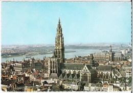 ANVERS-ANTWERPEN - Panorama - Oblitération De 1972 - Antwerpen