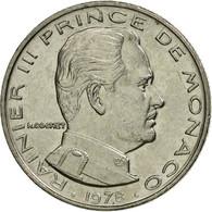 Monnaie, Monaco, Rainier III, 1/2 Franc, 1978, TTB+, Nickel, KM:145, Gadoury:MC - Monaco