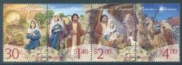 NIUE  - 2010 - MNH/***  - CHRISTMAS - Yv 923-926 - Lot 17784 - Niue