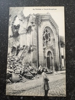 Verdun (55) Ruine De Temple Evanelique (animee) 19?? - Verdun